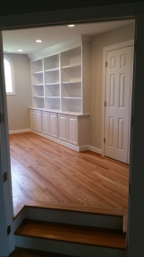 More Than Just Installing Custom Cabinetry